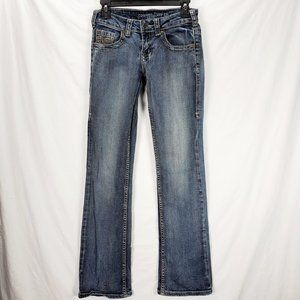 Cowgirl Tuff Co DFMI Jeans 28x33 Actual
